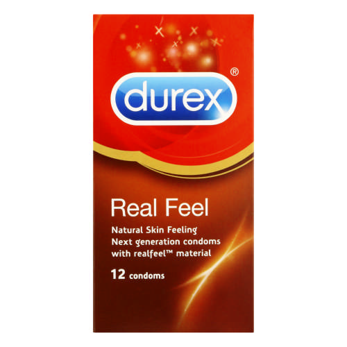 Durex Real Feel 12s