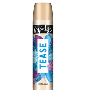 offer Impulse Tease Body Spray Deodorant 75ml