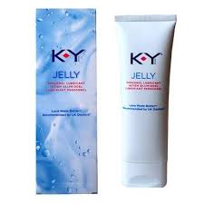 Ky Jelly Water Based Personal Lubricant 50ML