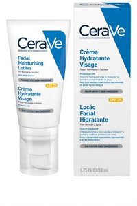 CeraVe Facial Moisturising Lotion SPF25 Normal to Dry Skin 52ml