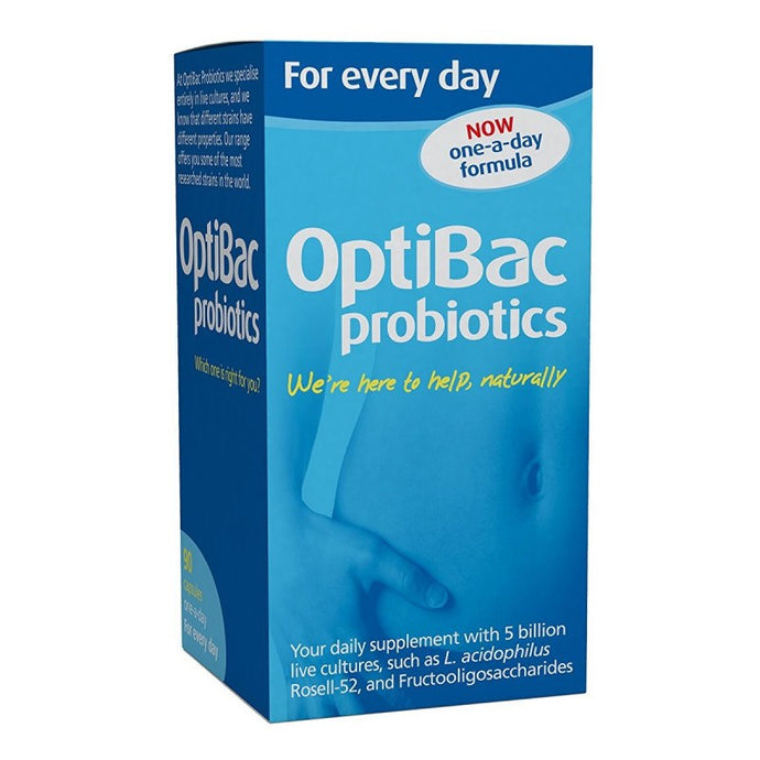 Optibac Probiotics For Every Day 90 Capsules