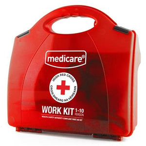 MEDICARE FIRST AID WORKPLACE HSA 1-10 PERSON KIT