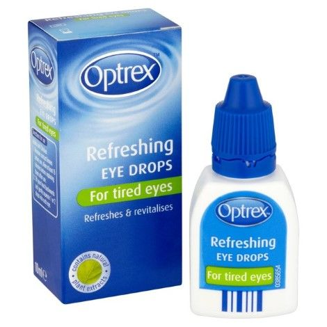 Optrex For Tired Eyes 10ml
