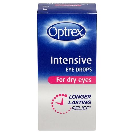 Optrex Intensive Eye Drops 10ml