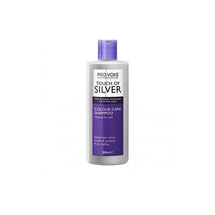 Provoke Touch Of Silver Colour Care Shampoo 200ml