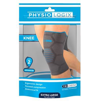 PHYSIOLOGIX ADVANCED KNEE SUPPORT - EXTRA LARGE