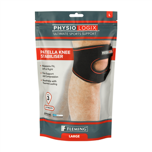 PHYSIOLOGIX ULTIMATE PATELLA KNEE STABILISER - MEDIUM