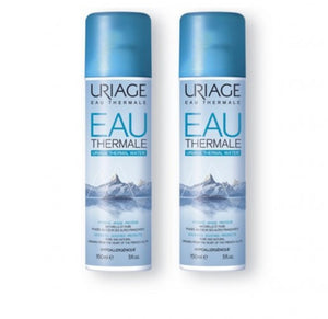 Uriage Thermal Water Spray 2x150ml