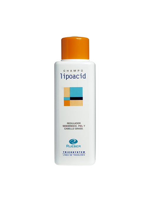 LIPOACID Shampoo for oily dandruff