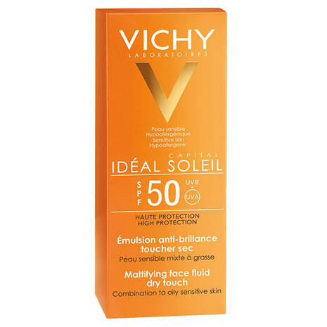 Capital Soleil Dry Touch SPF 50