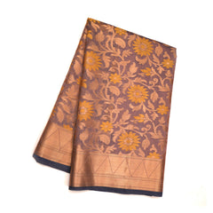 PURPLE COTTON SAREES,