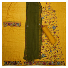 YELLOW TUSSAR SUITS