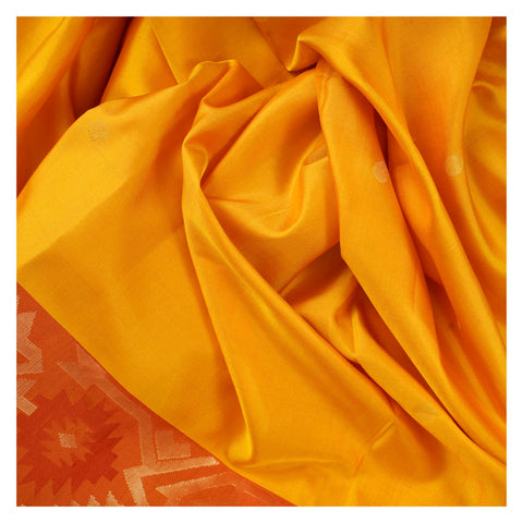 YELLOW SOFT SILK SILK