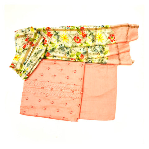 PINK COTTON SUITS,