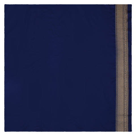 BLUE BANARSI SILK SAREE