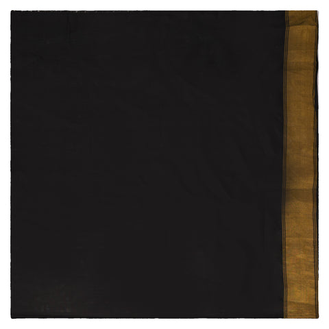 BLACK PATOLA SILK SAREE