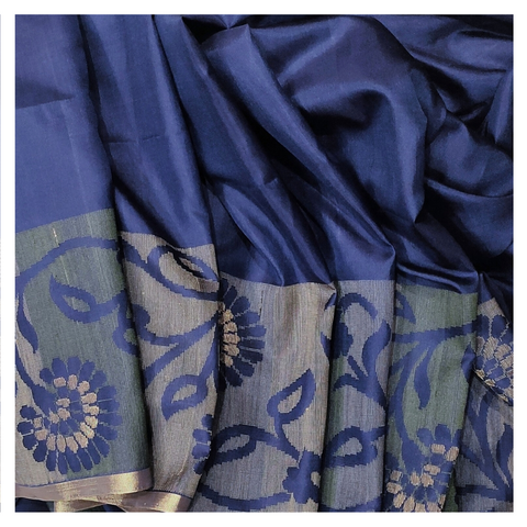 BLUR SOFT SILK SAREE