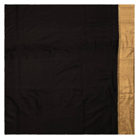 BLACK UPPADA SILK SAREE