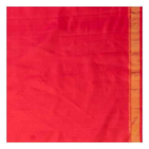 RED PATOLA SILK SAREE