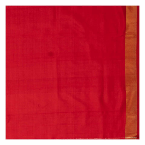 RED UPPADA SILK SAREE,