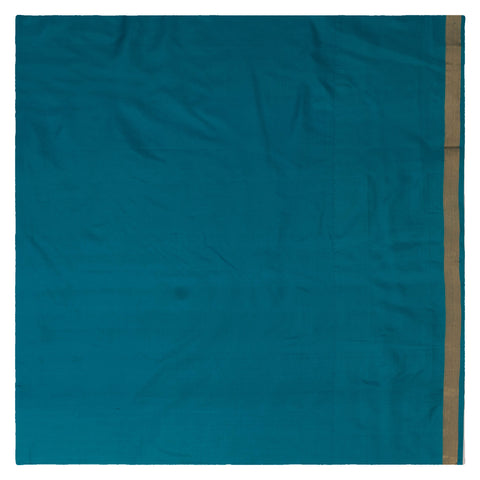 BLUE KANJEEVARAM SILK SAREE
