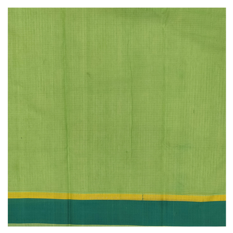 GREEN KOTA / COTTON / HANDLOOM SAREE