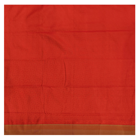 RED SILK KANJEEVARAM SAREE