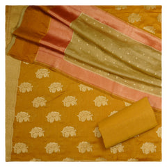 YELLOW COTTON SUITS,