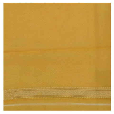 YELLOW COTTON/HANDLOOM/BANARASI SAREE