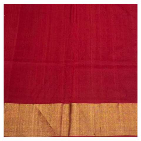 PURPLE SILK PATOLA / IKKAT SAREE