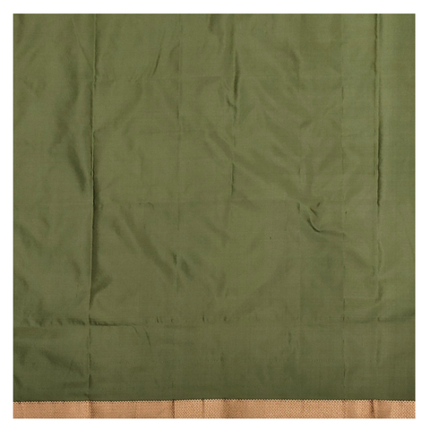 GREEN SILK KANJEEVARAM SAREE