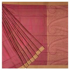 RED SILK KANJIVARAM SAREE,