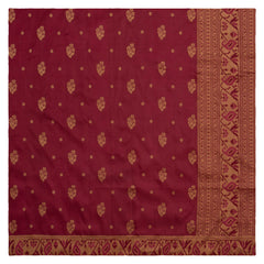WINE KANJEEVARAM SILK SAREE