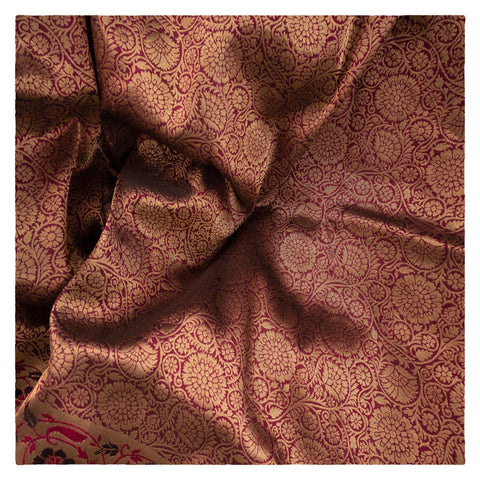 WINE UPPADA SILK SAREE,