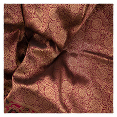 WINE UPPADA SILK SAREE