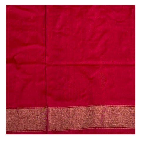 MULTICOLOURED SILK PATOLA SAREE