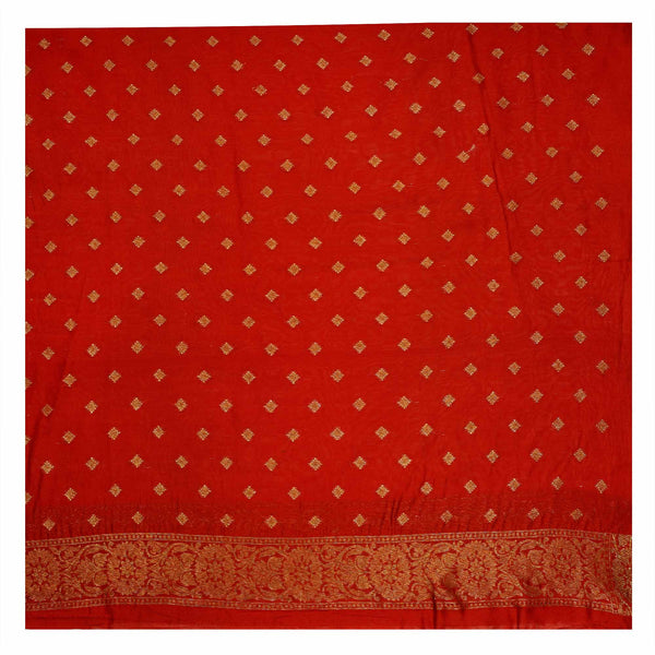 RED COTTON SUITS,
