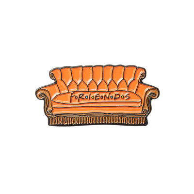 Couch Enamel Pin - The Friends Experience