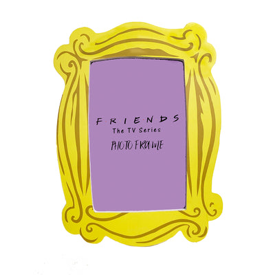 Friends Experience Store Photo Frame Yellow