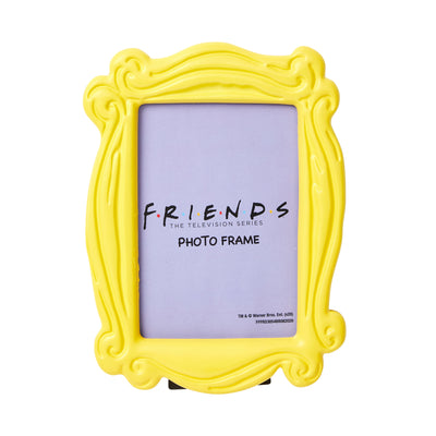 The Yellow Photo Frame The Friends Experience Store