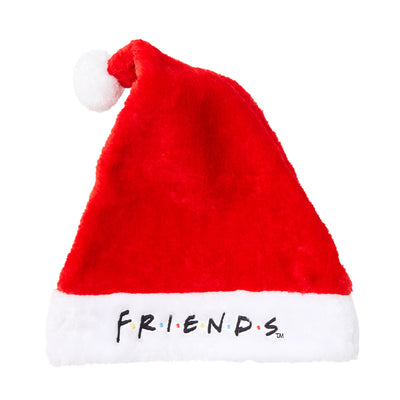 Logo Santa Hat The Friends Experience