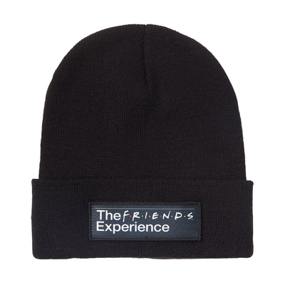 Friends Experience Beanie Black Adult Unisex