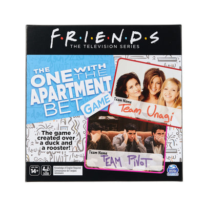 The One With The Apartment Bet The Friends Experience