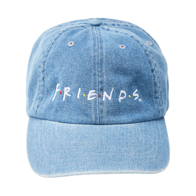 Friends Logo Baseball Cap Front- The Friends Experience
