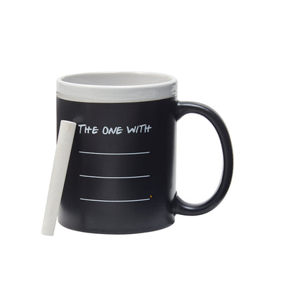 The One With The Chalkboard Mug The Friends Experience