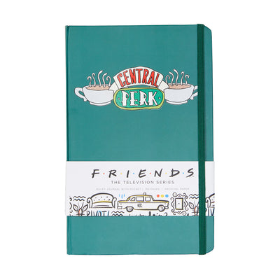 Friends™ Central Perk Notebook The Friends Experience