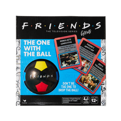 The One With the Ball Game The Friends Experience