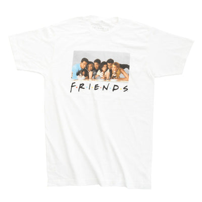 Friends Experience Cast Milkshake Shirt White Unisex
