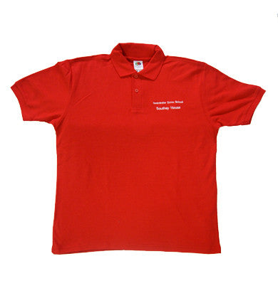 House PE Polo Shirt (Southey) (BDS)