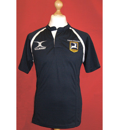 Gilbert Embroidered Rugby Shirt (DM)